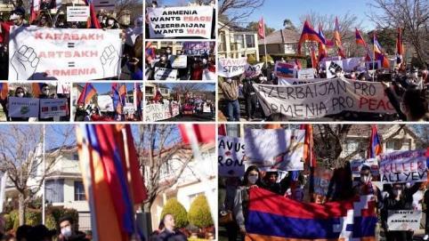 Забайкальские казаки из Австралии отказали армянской диаспоре в поддержке и предложили им создать штрафбаты