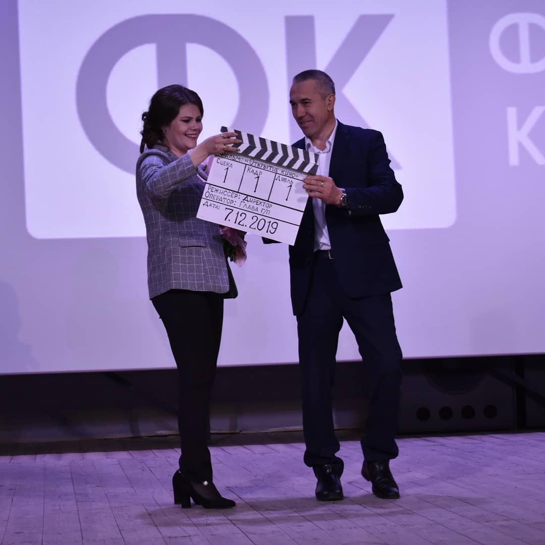 Новый кинозал открыли в Забайкальске
