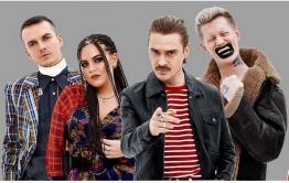 Little Big показала песню, с которой поедет на «Евровидение-2020»