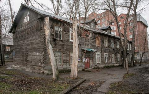 Сказка о сороке и ветхом жилье