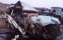 В Агинском развернут пункт временного размещения для родственников погибших и пострадавших в двух ДТП в Забайкалье