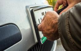 Новые автомобили можно будет регистрировать в автосалонах с 1 января