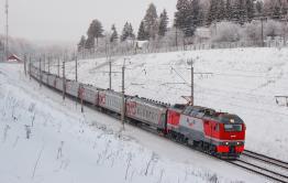 Поезд «Чита-Куэнга-Сретенск» планируется пустить в феврале