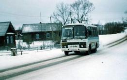 Житель села Харауз жалуется на отсутствие общественного транспорта