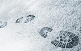 В Нер-Заводском районе воришек поймали по следам на снегу