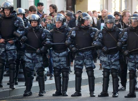Полиция в Забайкалье предупреждает об ответственности за участие в несанкционированных акциях