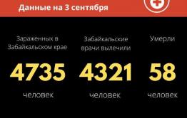 Число заражений коронавирусом в Забайкалье растет — за сутки прирост составил 36 случаев