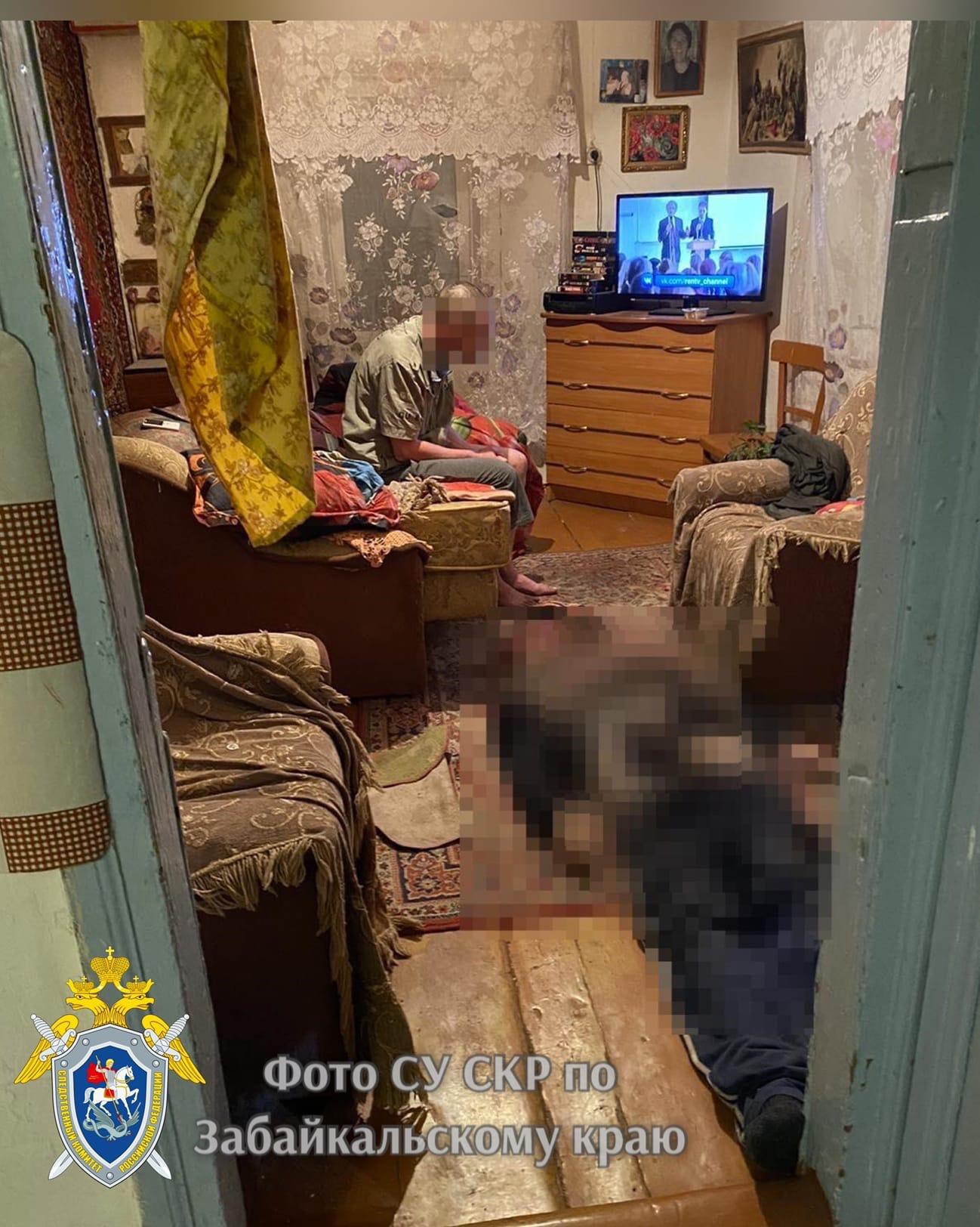 Жителя Кыры арестовали по подозрению в убийстве знакомого — он избил его во время пьянки