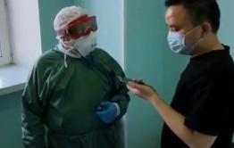 Глава Минздрава Забайкалья пообщался с коронавирусом в Чите, взаимных претензий нет