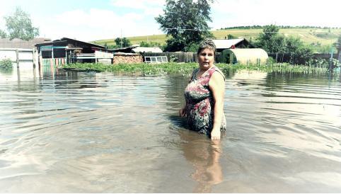 Много воды утекло: пострадавшие от наводнения забайкальцы могут звонить на «горячую линию»
