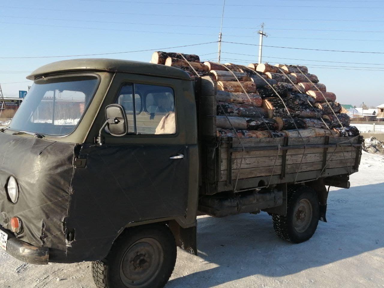 Где в Чите купить дрова?