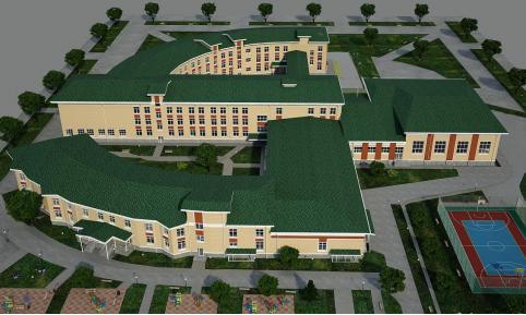 В забайкальском поселке Могзон начались подготовительные работы по строительству школы-детского сада