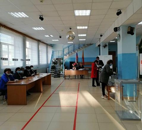 День выборов: Онлайн по голосованию в Забайкалье