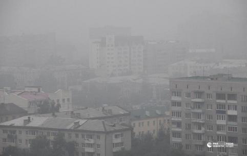 Концентрация сероводорода превышена в 1,6 раз в Чите