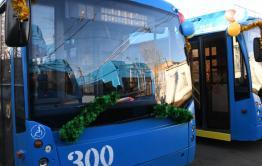 Три новых троллейбуса закупят для Читы