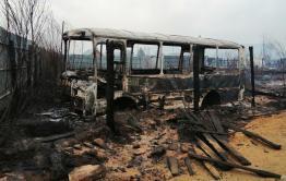 Вечорка ТВ: Забайкалье в огне. 6 мая. Часть 2. Сгоревшие дачи под Читой