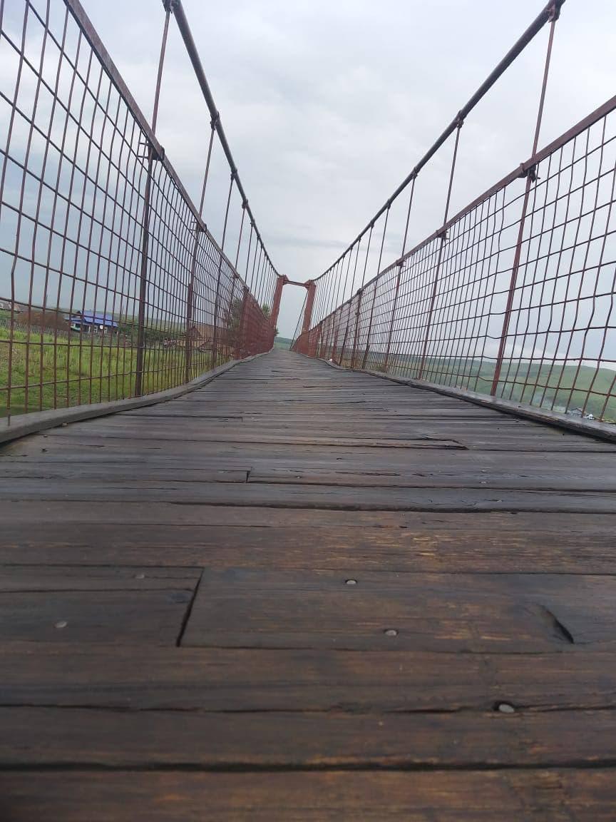 Жители села в Нерчинском районе остались без фельдшера из-за аварийного моста