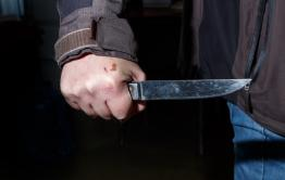 Забайкалец напал с ножом на девушку