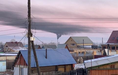 Котельная на КСК отравляет воздух, людям нечем дышать