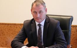 Сити-менеджер Читы Александр Сапожников поздравил