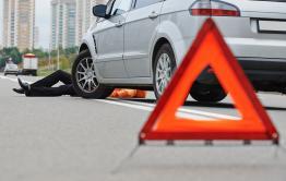 Женщину сбили на пешеходном переходе в центре Читы