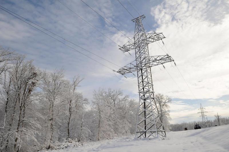 Штормовойветер оставил без электричества 20 населенных пунктов в Улетовском районе
