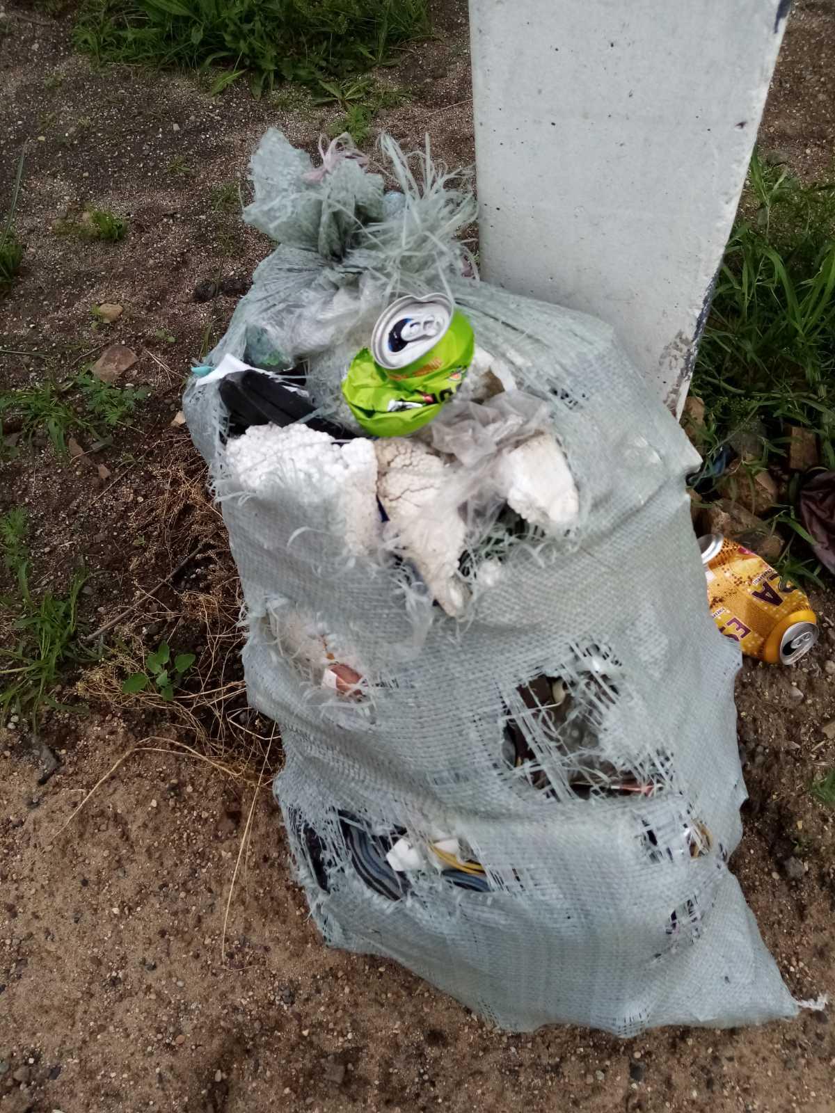 «Вечорка ЦУР»: Беспредельщик «Олерон» — Чита в мусоре