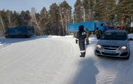Найден автомобилист, сбивший девушку в селе Маккавеево