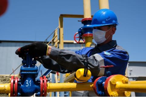 «Газпром» рассматривает совместную газификацию Забайкалья и Бурятии