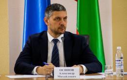 Осипов заявил, что Забайкалье предпринимает достаточно мер для сдерживания коронавируса