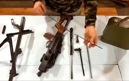 Командир учебного танкового взвода в Забайкалье избил призывника за неспособность собрать пулемет