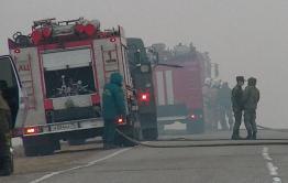 Лесные пожары в Читинском районе локализованы