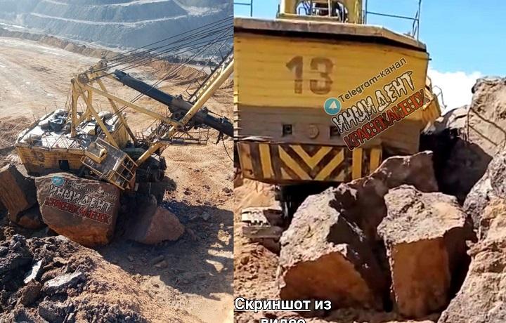 Сотрудникам Уртуйского угольного разреза угрожают лишением премии из-за информации об обвале