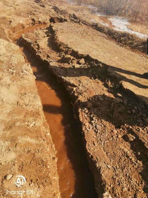 Прокуратура потребовала восстановить дорогу в забайкальском селе после публикации «Вечорки»