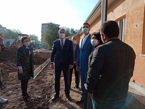 Новый детский сад откроют в этом году в Чите