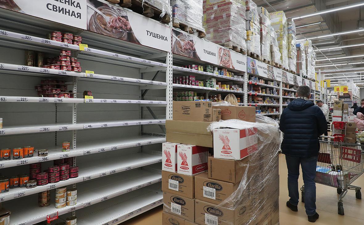 Российские депутаты предложили ввести продуктовые сертификаты для малообеспеченных