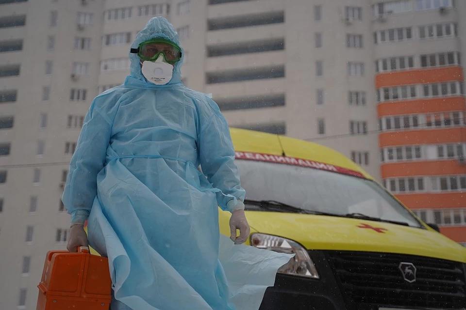 Врачи из Москвы прибыли в Забайкалье, чтобы организовать лечение COVID-19 на дому