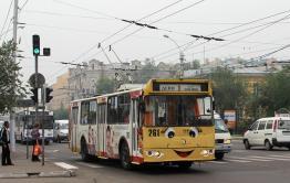 Стоимость проезда в читинских троллейбусах вырастет до 26 рублей