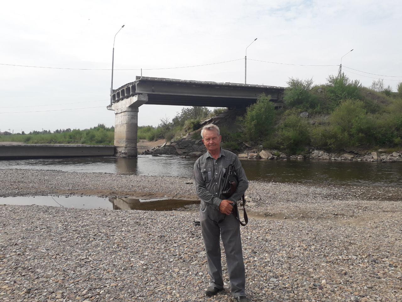 Каштакский мост между прошлым и будущим