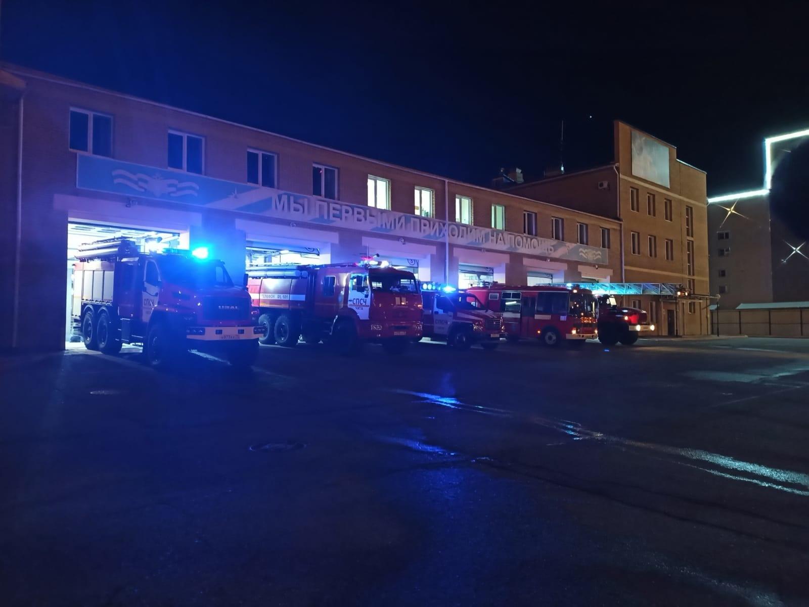 В память о Главе МЧС России Евгении Зиничеве по всей стране прозвучали пожарные сирены