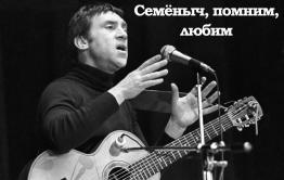 40 лет со смерти Высоцкого. Семёныч, помним, любим