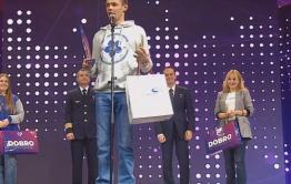 Отряд Кости Долгова победил в одной из номинаций конкурса