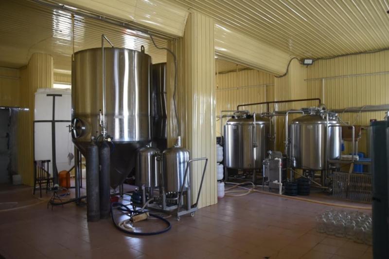 Под Читой нашли подпольный цех по производству пива