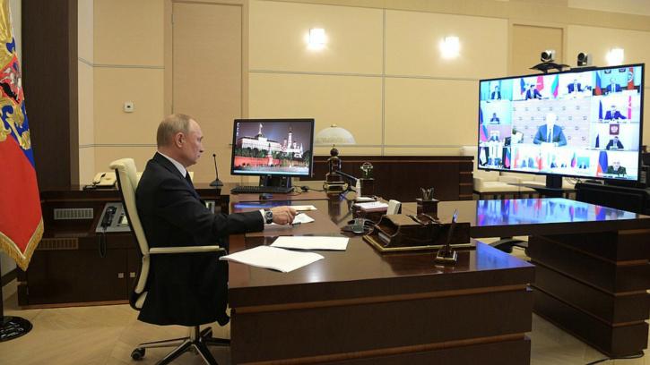 Путин провел совещание по борьбе с коронавирусом. Основное