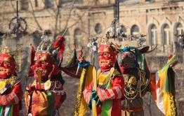 Празднование Сагаалгана пройдет в Чите 12 февраля