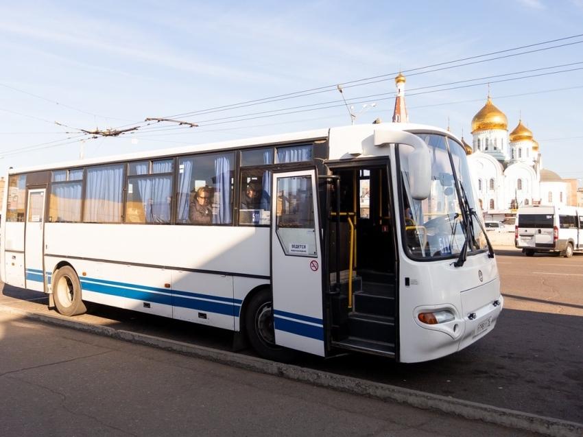 Автобус Чита – Шиванда возобновили с изменениями в маршруте