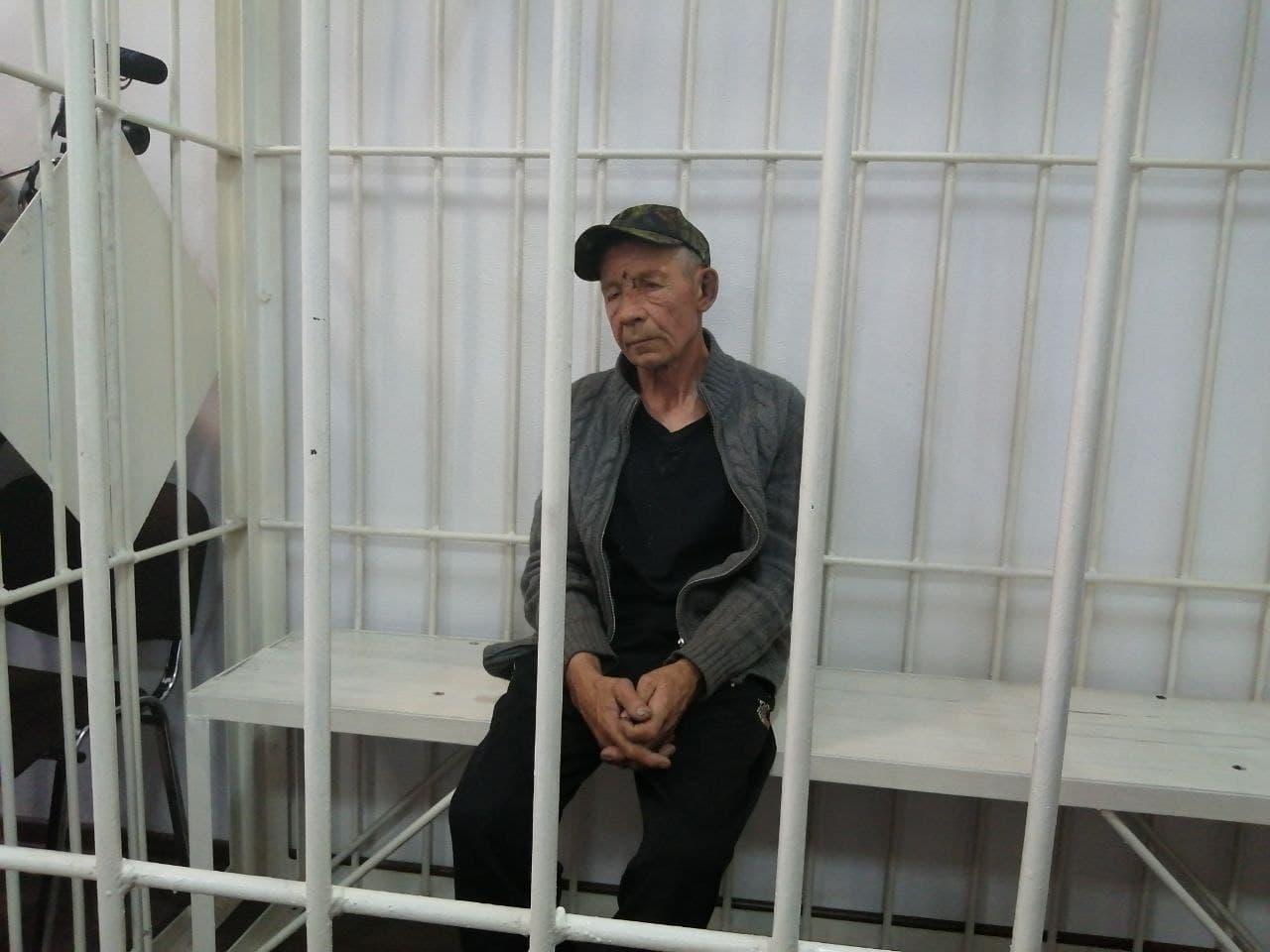Суд в Чите арестовал обвиняемого в убийстве главы краевого УФСИН и читинского предпринимателя