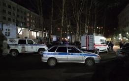 Полиция не обнаружила опасных предметов в оцепляемом доме в Краснокаменске