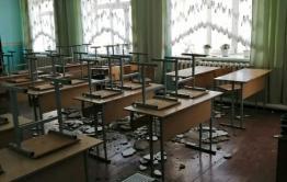 Потолок обрушился в кабинете 29-й школы в Чите во время консультации, проводится проверка