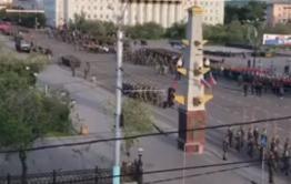 Участников предстоящего парада Победы в Чите регулярно проверяют на коронавирус